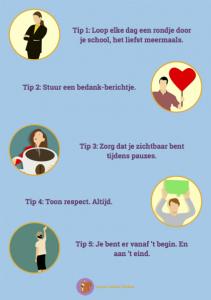 Vijf tips voor zichtbaar leiderschap - hoe zorg jij als schoolleider dat je goed zichtbaar bent voor jouw mensen?