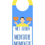 Deurhanger Meditatie